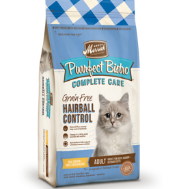 MERRICK PET CARE, INC. MERRICK PURRFECT BISTRO HAIRBALL CONTROL 4LBS