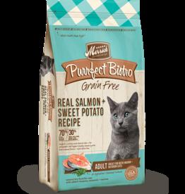 MERRICK PET CARE, INC. MERRICK CAT PURRFECT BISTRO ADULT SALMON 12#
