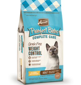 MERRICK PET CARE, INC. MERRICK CAT PURRFECT BISTRO WEIGHT CONTROL 12LBS