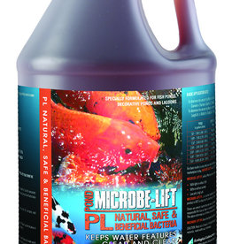 ECOLOGICAL LABS MICROBE LIFT PL 1 GALLON