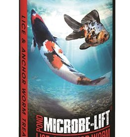 ECOLOGICAL LABS MICROBE LIFT 16 OZ LICE & ANCHOR WORM TREATMENT
