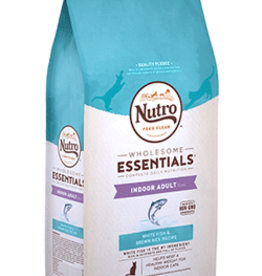 NUTRO PRODUCTS  INC. NUTRO CAT INDOOR WHITEFISH 6.5# PD