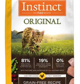 NATURE'S VARIETY/FROZEN NATURE'S VARIETY CAT INSTINCT CHICKEN 5#
