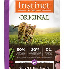 NATURE'S VARIETY NATURE'S VARIETY CAT INSTINCT RABBIT 4.5LBS