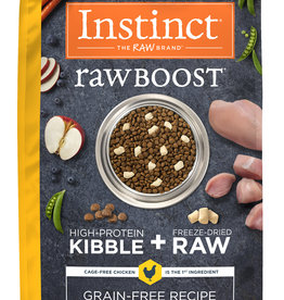 NATURE'S VARIETY/FROZEN NATURES VARIETY CAT INSTINCT RAW BOOST CHICKEN 10#