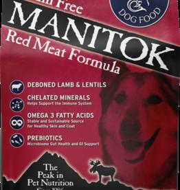 Annamaet ANNAMAET DOG GRAIN FREE MANITOK RED MEAT 30LBS