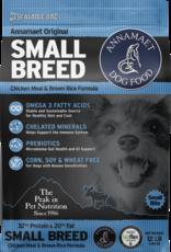 Annamaet ANNAMAET DOG SMALL BREED CHICKEN & RICE 4#