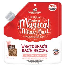 STELLA & CHEWY'S LLC STELLA & CHEWY'S MARIE'S MAGICAL DINNER DUST BACON 7OZ