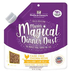 STELLA & CHEWY'S LLC STELLA & CHEWY'S MARIE'S MAGICAL DINNER DUST CHICKEN 7OZ