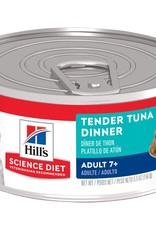 SCIENCE DIET HILL'S SCIENCE DIET FELINE CAN MATURE TENDER TUNA DINNER 5.5OZ