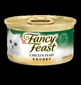 FANCY FEAST CHUNKY CHICKEN 3OZ CAN