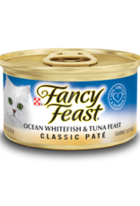 FANCY FEAST CLASSIC OCEAN WHITEFISH & TUNA 3OZ CAN