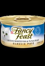FANCY FEAST CLASSIC OCEAN WHITEFISH & TUNA 3OZ CASE OF 24