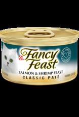 FANCY FEAST CLASSIC SALMON & SHRIMP 3OZ CAN