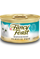 FANCY FEAST CLASSIC SEAFOOD 3OZ CASE OF 24