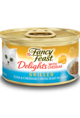 FANCY FEAST DELIGHTS TUNA & CHEESE 3OZ CAN