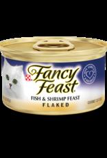 FANCY FEAST FLAKED FISH & SHRIMP 3OZ CAN