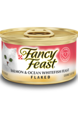 FANCY FEAST FLAKED SALMON & OCEAN FISH 3OZ CASE OF 24 DISCONTINUED
