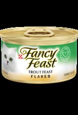 FANCY FEAST FLAKED TROUT 3OZ CASE OF 24