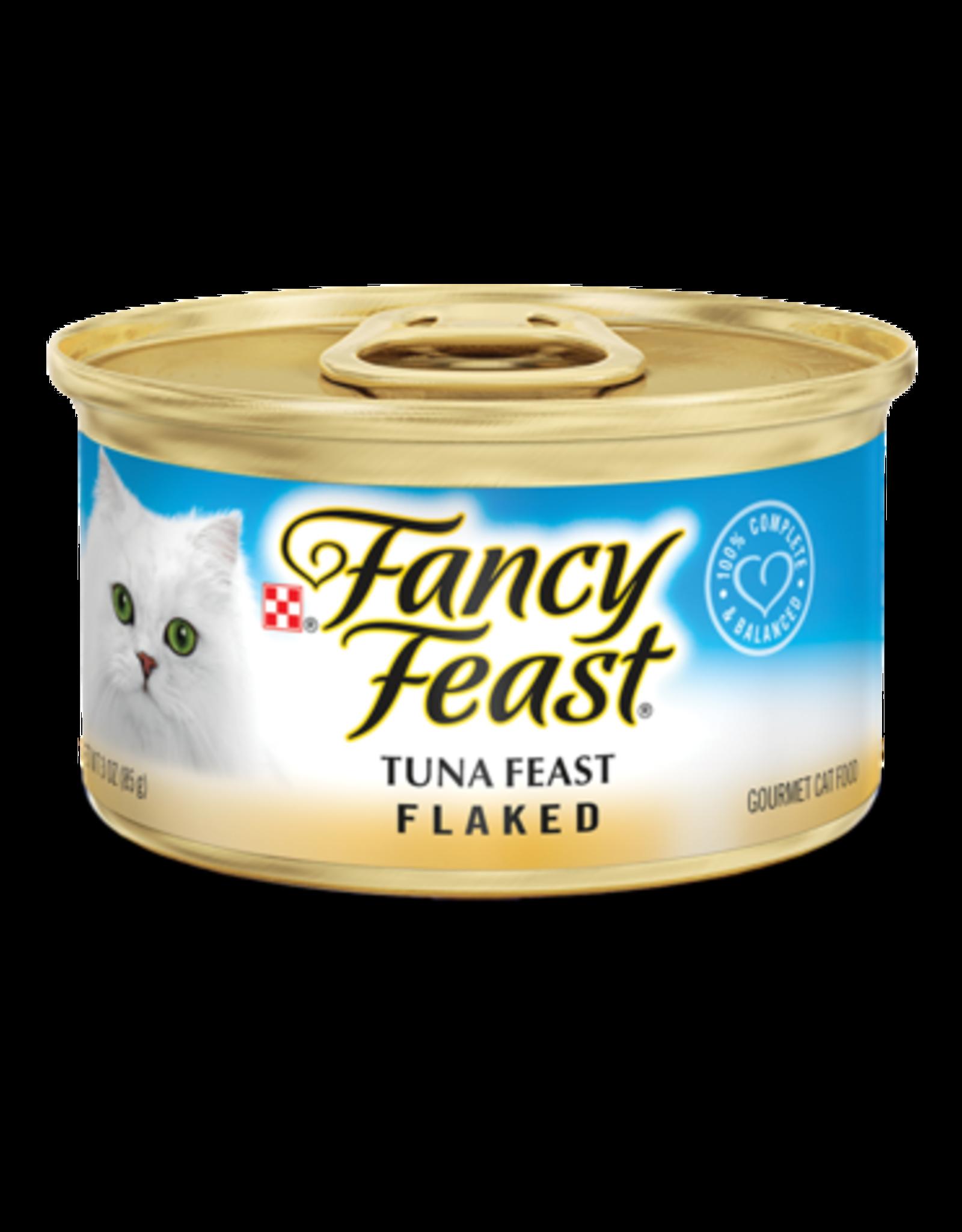 FANCY FEAST FLAKED TUNA 3OZ CAN