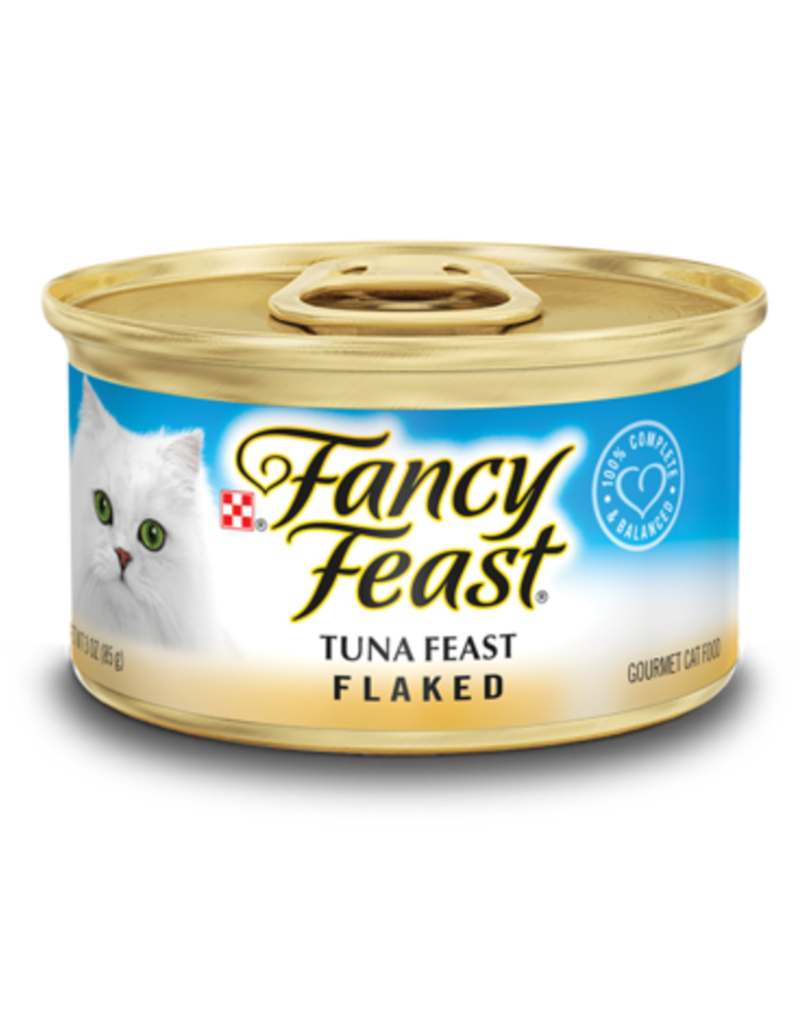 FANCY FEAST FLAKED TUNA 3OZ CASE OF 24