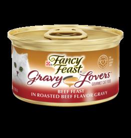 FANCY FEAST GRAVY LOVERS BEEF 3OZ CAN