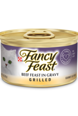 FANCY FEAST GRILLED BEEF 3OZ CAN