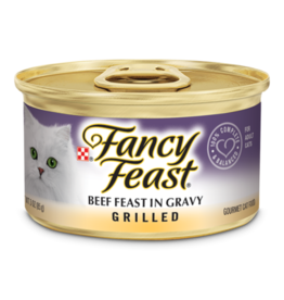 FANCY FEAST GRILLED BEEF 3OZ CASE OF 24