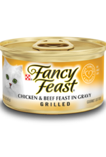 FANCY FEAST GRILLED CHICKEN & BEEF 3OZ CAN