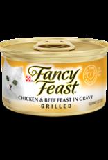 FANCY FEAST GRILLED CHICKEN & BEEF CASE OF 24