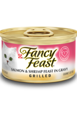 FANCY FEAST GRILLED SALMON & SHRIMP 3OZ CASE OF 24