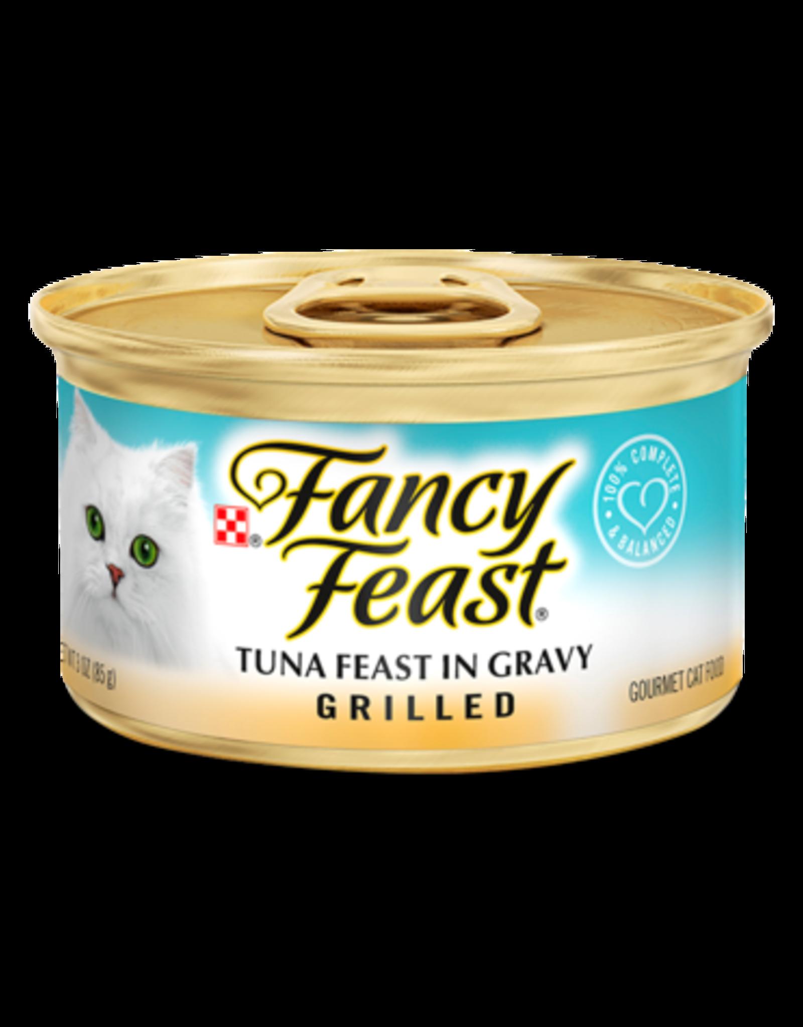 FANCY FEAST GRILLED TUNA 3OZ CASE OF 24