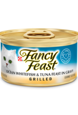 FANCY FEAST GRILLED WHITEFISH & TUNA 3OZ CAN