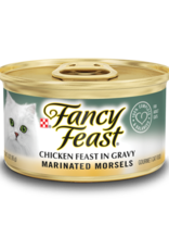 FANCY FEAST MARINATED MORSELS CHICKEN 3OZ CASE OF 24