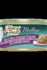FANCY FEAST MEDLEYS CHICKEN TUSCANY 3OZ CASE OF 24