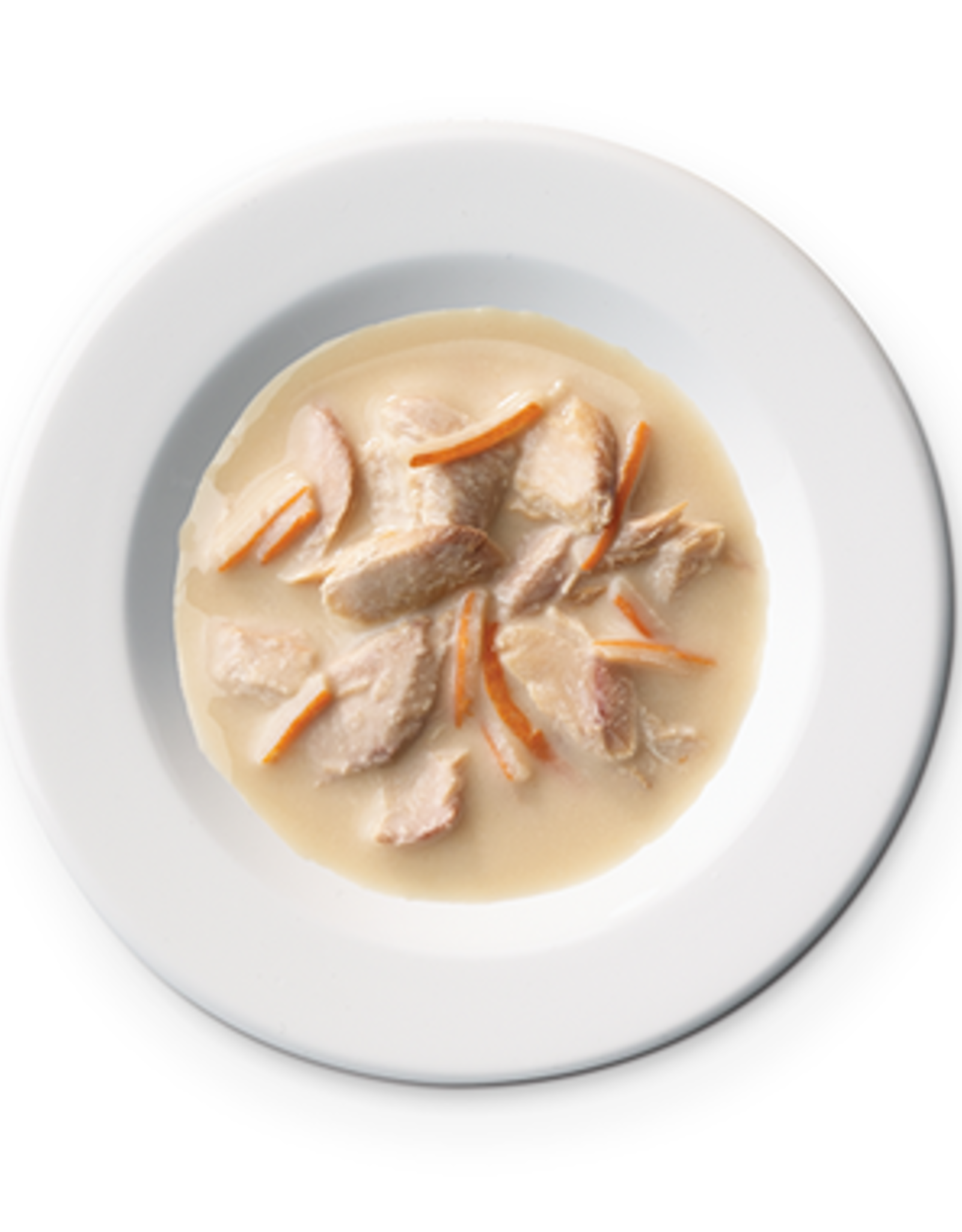 FANCY FEAST CREAMY BROTHS SALMON & WHITEFISH 1.4OZ