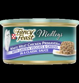FANCY FEAST MEDLEYS CHICKEN PRIMAVERA 3OZ CAN