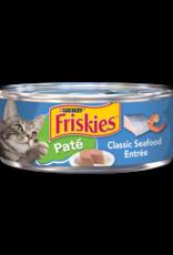 FRISKIES CAT CLASSIC SEAFOOD 5.5OZ CASE OF 24