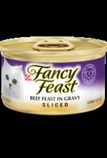 FANCY FEAST SLICED BEEF 3OZ CAN