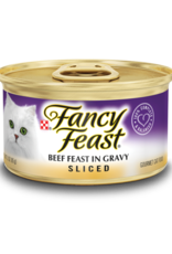FANCY FEAST SLICED BEEF 3OZ CASE OF 24