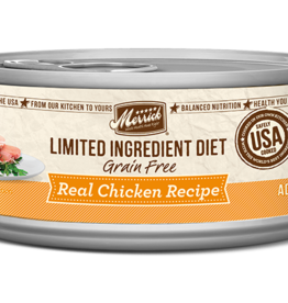 MERRICK PET CARE, INC. MERRICK GF LID CAT CHICKEN 5OZ