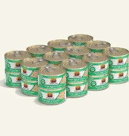 WERUVA INTERNATIONAL, INC. WERUVA CAT GREEN EGGS & CHICKEN 5.5OZ CAN