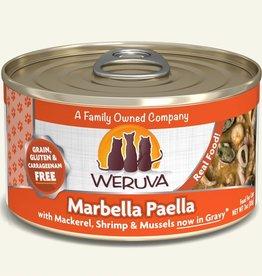 WERUVA INTERNATIONAL, INC. WERUVA CAT MARBELLA PAELLA 5.5 OZ CAN