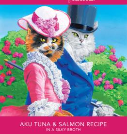 RAWZ AUJOU BY RAWZ CAT TUNA & SALMON RECIPE 2.46OZ