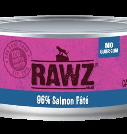 RAWZ RAWZ CAT CAN SALMON 5.5OZ