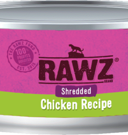 RAWZ RAWZ CAT SHREDDED CHICKEN RECIPE CAN 3OZ