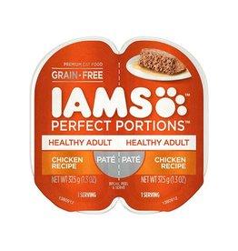 IAMS COMPANY IAMS CAT PERFECT PORTIONS CHICKEN PATE 2.6OZ