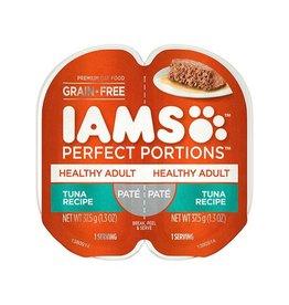 IAMS COMPANY IAMS CAT PERFECT PORTIONS TUNA PATE 2.6OZ CASE OF 24