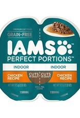 IAMS COMPANY IAMS PERFECT PORTIONS INDOOR CHICKEN CIG 2.6OZ
