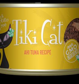 TIKI TIKI CAT GRILL AHI TUNA CAN 2.8OZ CASE OF 12